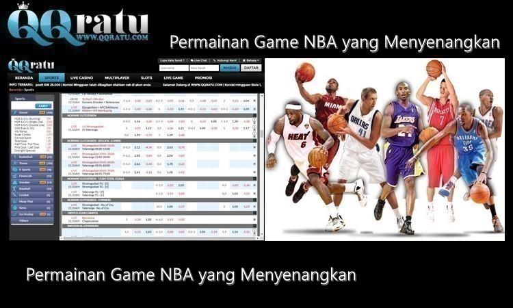 Permainan Game NBA yangMenyenangkan