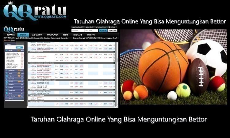Taruhan Olahraga Online Yang Bisa MenguntungkanBettor